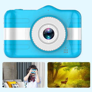 2020 Grosir 3.5 Anak-anak Inch Digital Camera FULL HD 1080P Video Anak Mini Camcorder