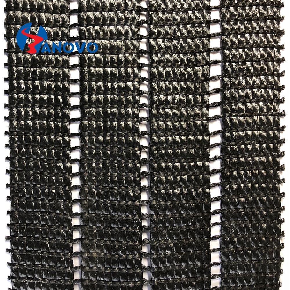 Geogrid Manufacturer High Tensile Strength Customized Professional Polyester PET Biaxial Geogrid