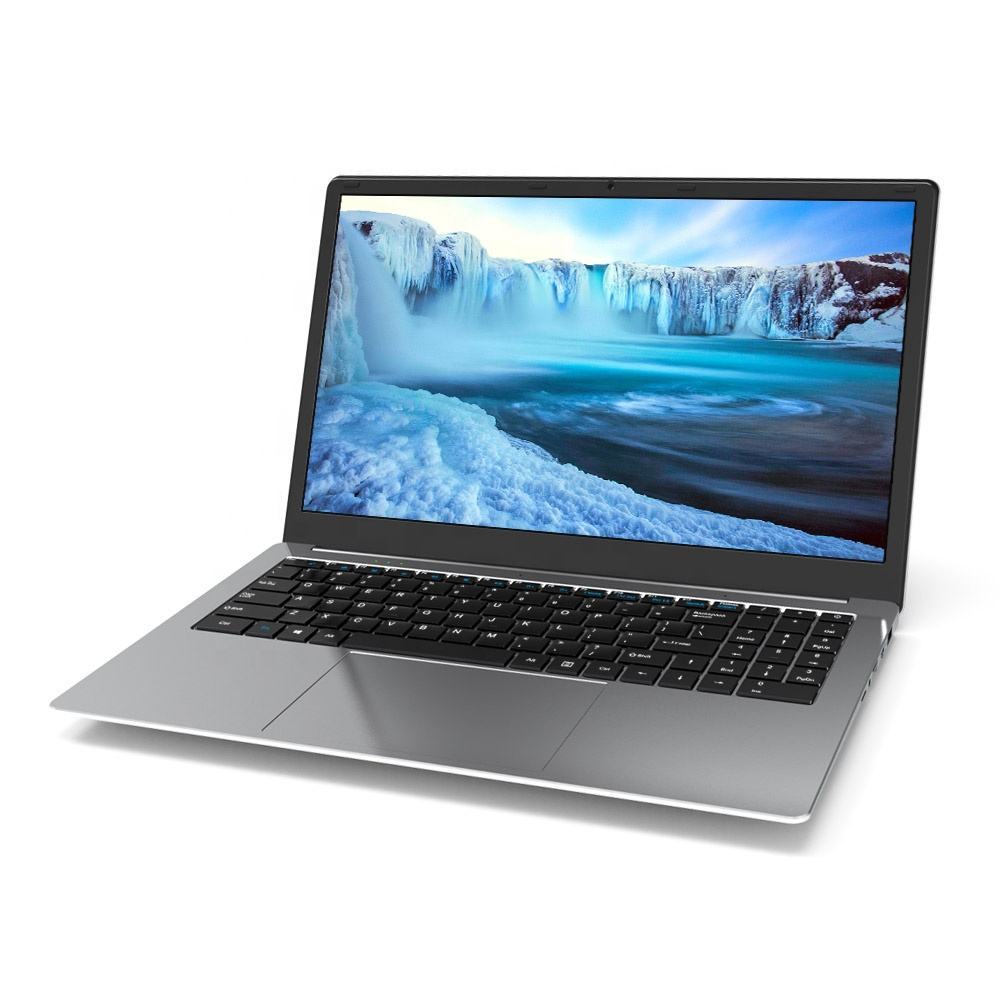 Hot Sale Original Laptop Screen 15.6 Inch 8GB+128GB SSD Ultra Thin Notebook Computer(BLUEING)