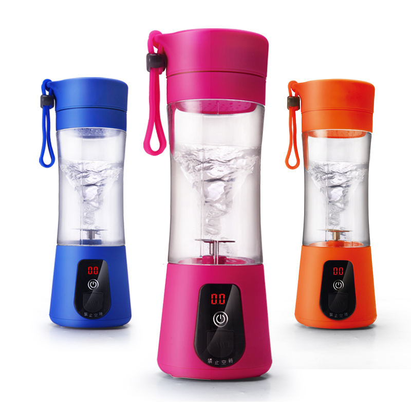 Portable Blender Mini Pribadi Blender Kecil Smoothie Blender USB Buah Juicer Mixer Bpa Gratis