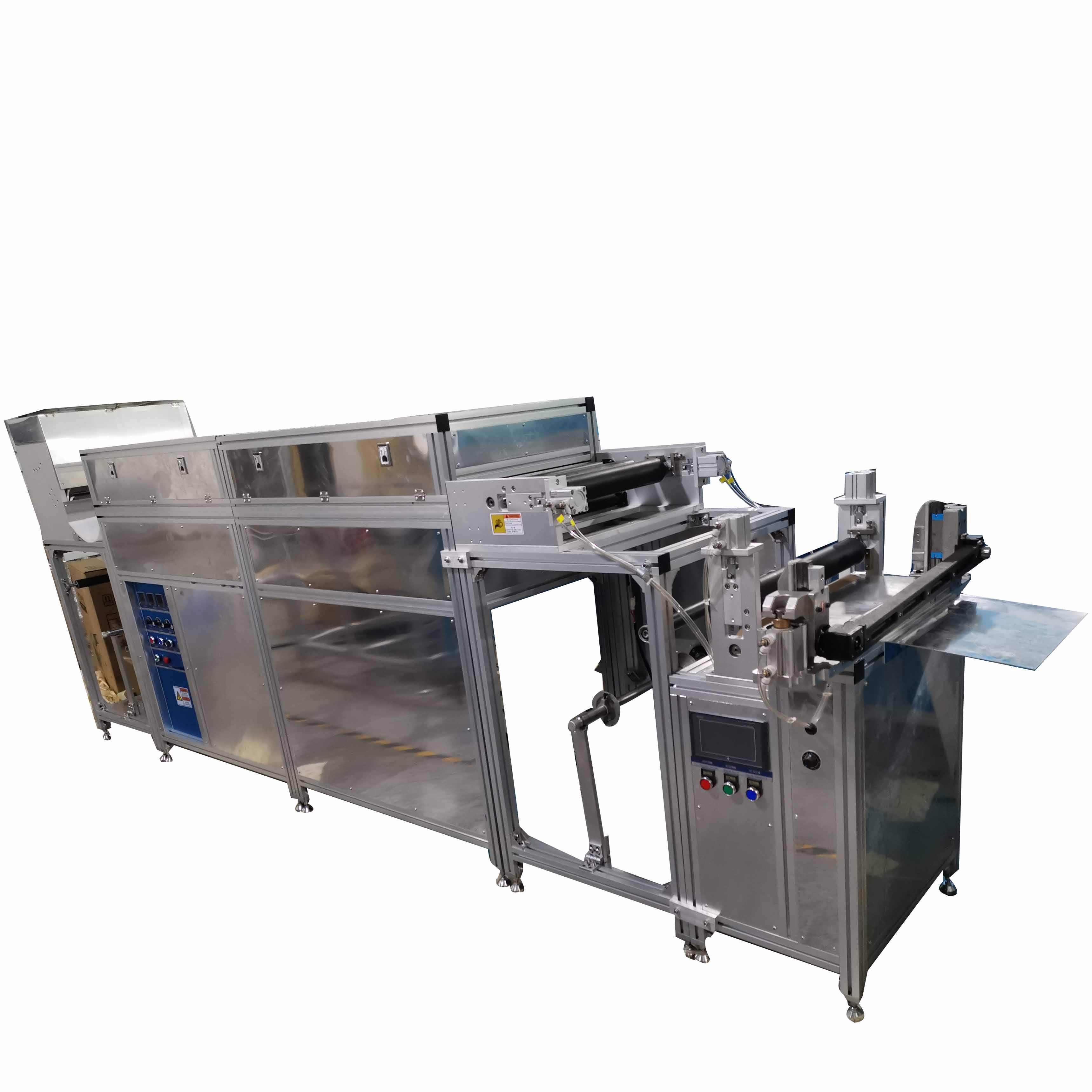 Customizable Beeswax Bee Wrap Coating Coater Machine For Wax Paper Food Preservation