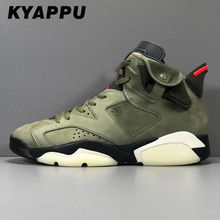 Top Quality Vintage High Neck Jordan Basketball Shoes for Men Drop Shipping