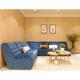 Sofa Blue Velvet L Shape Sofa Sectional Lounge Designs Sofa Set 7 Seater Modern Corner Sofa Sectionals