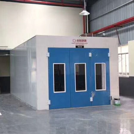 car spray booth price /car painting room/car spraying oven