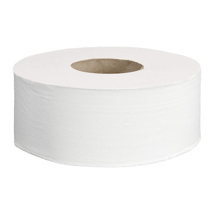 12 rolls large manufacturers business hotel jumbo roll tissue roll toilet paper