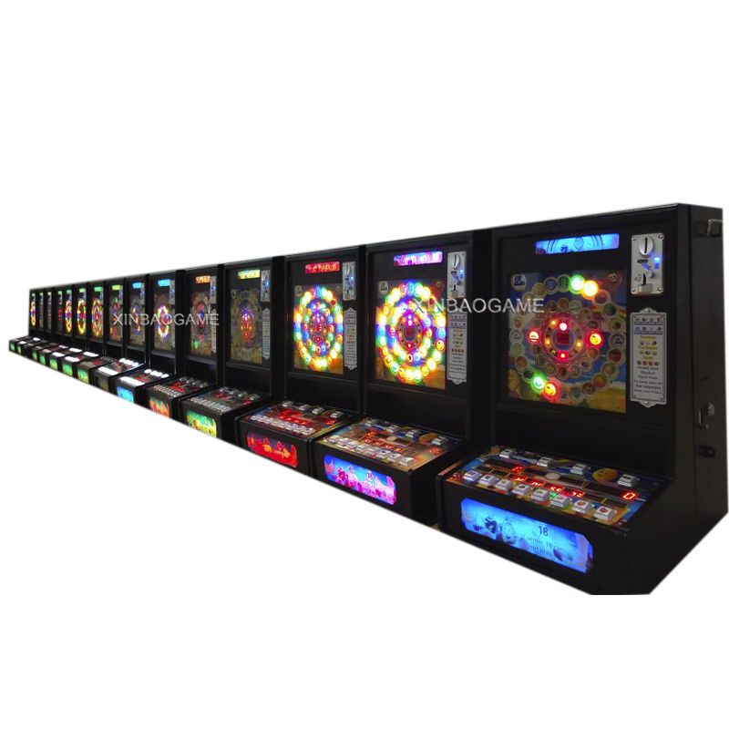 New arrival Arcade PCB football star coin operated casino slot machine kit with mario keyboard