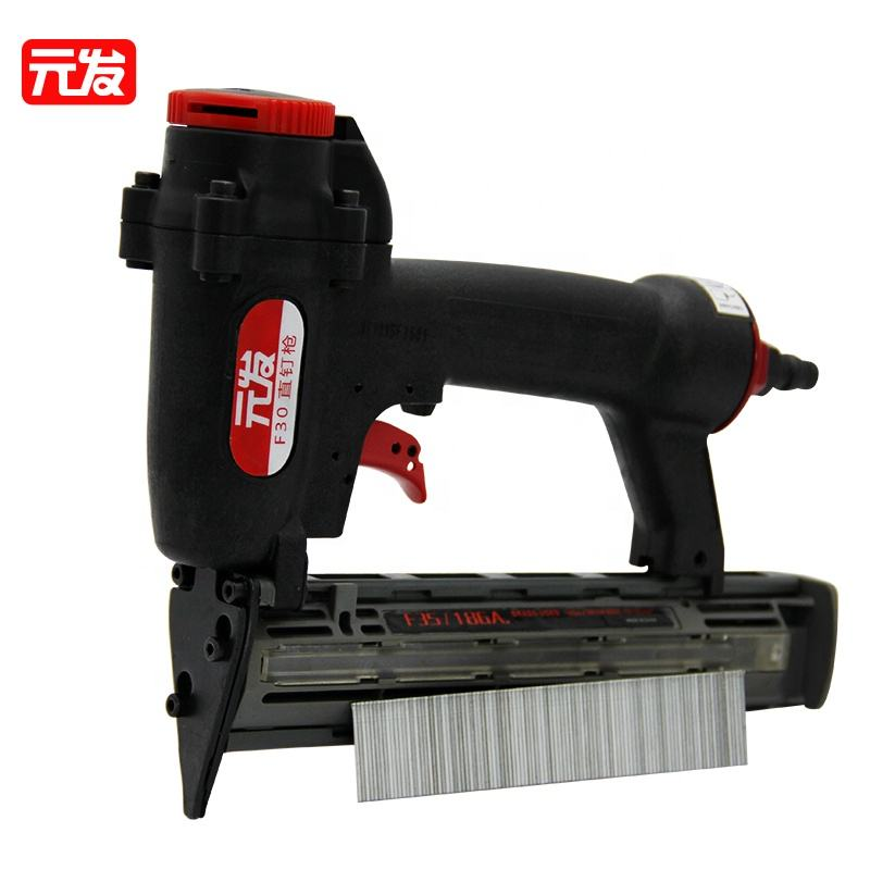Yanfa F30 Plastic Air Straight Nail Gun 10-30mm ABS plastic nailer