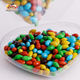 chocolate covered sunflower seeds colored in bulk custom candy nuts mini choco bean