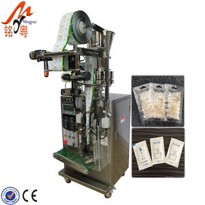 Small Pouch Packing Machine For Dry Spices Sugar Sunflower Seeds