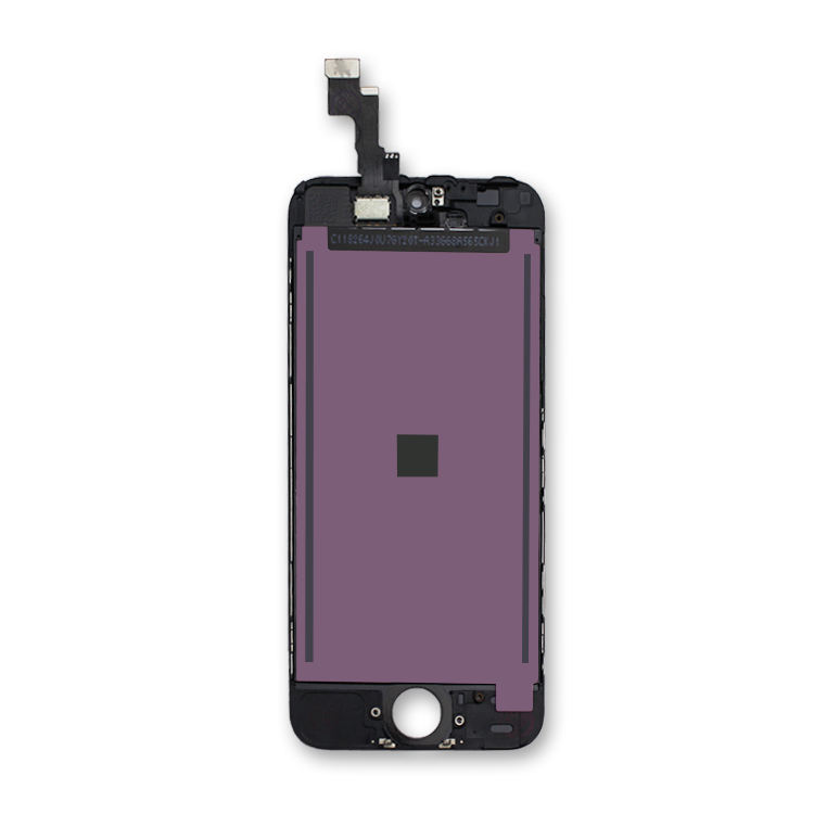 Smartphone parti di ricambio per iphone 5 assembly lcd, display per iphone 5