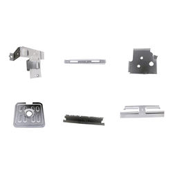 Custom Manufacturer Metal Stamping Parts