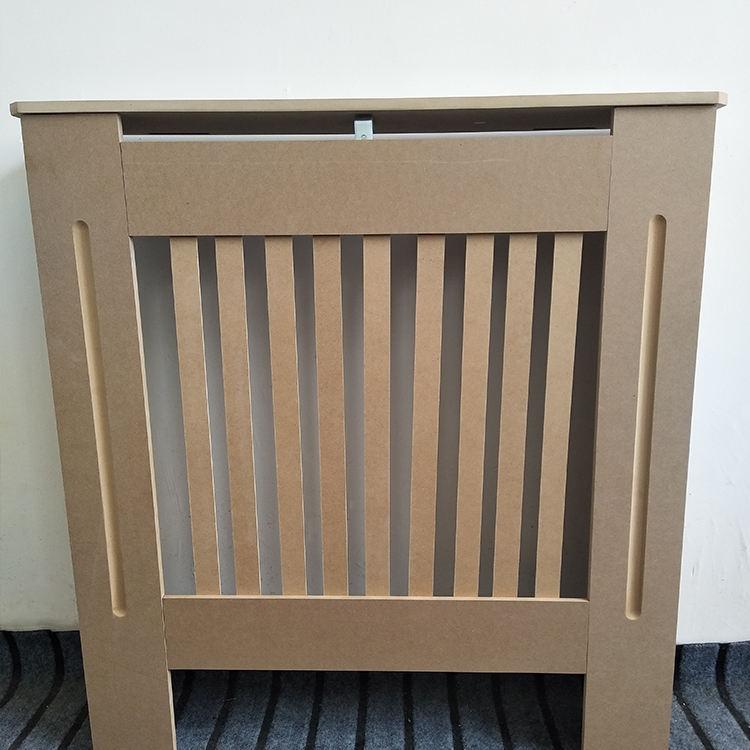 Radiateur Housse Blanc inachevée MODERNE BOIS TRADITIONNELLE Grill cabinet furniture