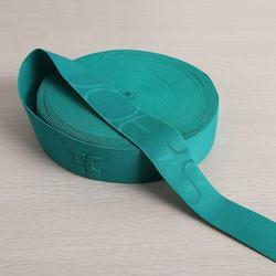 Custom designer woven Silicone Ribbon Anti-slip jacquard/embroidered elastic band/underwear elastic waistband or boxer