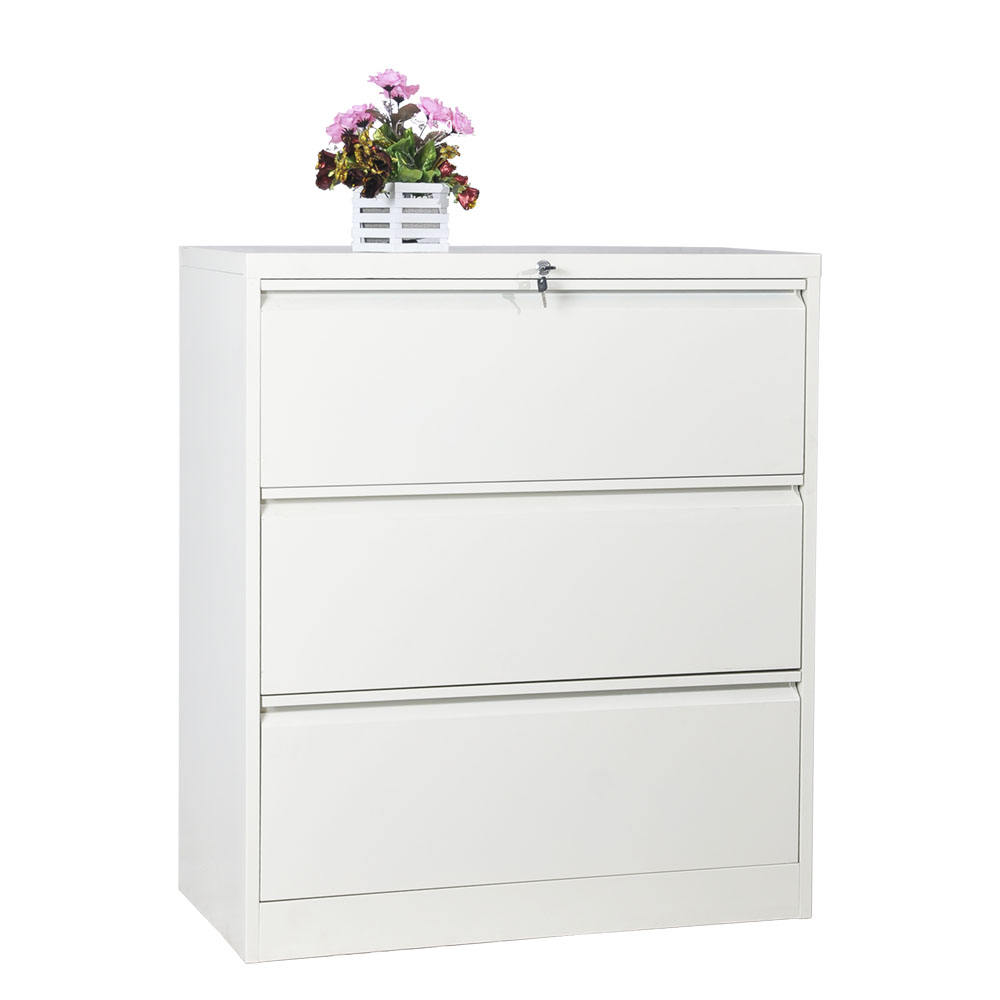 File 3 Draws 5 Drawing A4 Folders Home Steel 4 Drawers Light Grey Powder Two Single High Quality Metal Drawer Filing Cabinet