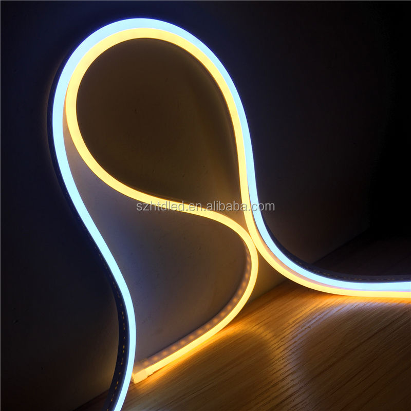 Single Color Silicone led neon flex digital neon strip 12v Red/Yellow/Green/Blue/Pink/White