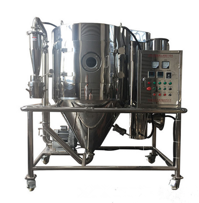 High-speed centrifugal spray dryer for industrial powder centrifugal spray drying machine/high speed centrifugal drying machine