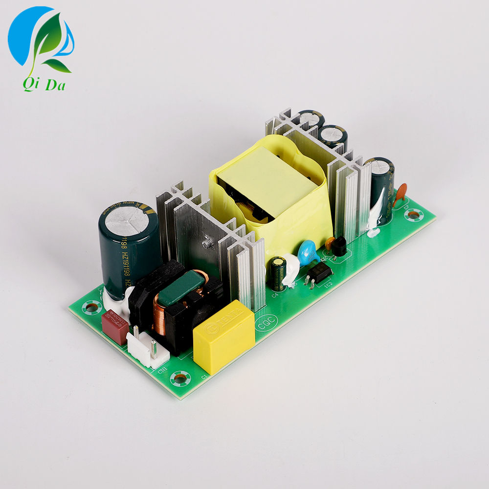 Regulated Transformer LED AC DC Converter 220V Input Voltage And 51 - 100W Output Power 12V Switching Power Supply