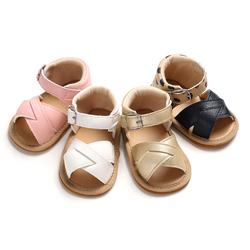 Summer Dress Babies Boy Cow Leather Baby Shoes And Sandals