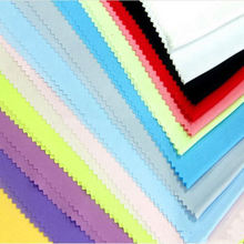 75D 2/2 Pd Wr Twill 100% Polyester 2/2 Twill Full Dull Pongee 240T Fabric With Pvc Coating For Clothing