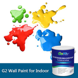 water-based wall emulsion paint