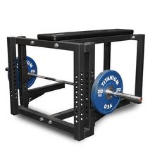 COMPETITION SERIES PRONE ROW - PULL UP BENCH FITNESS EQUIPMENT
