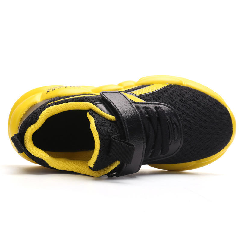 Hot Selling children baby boys shoes sport shoes for kids wholesale sports shoes