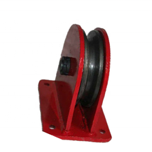 Factory low cost customized processing cast iron pulley products