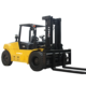 Chinese 10 ton capacity diesel forklift 10t fork lift with hydraulic transmission