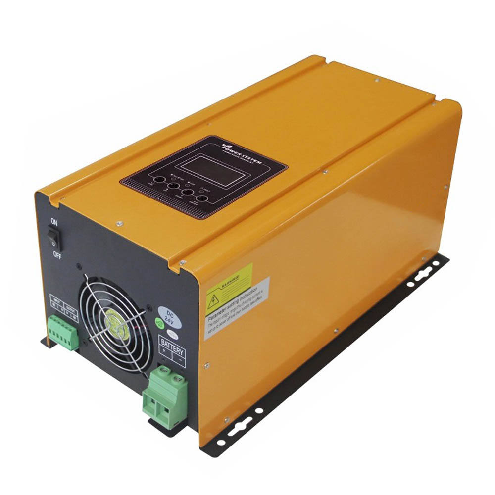 pure sine wave charger 24v 3000w inverters & converters