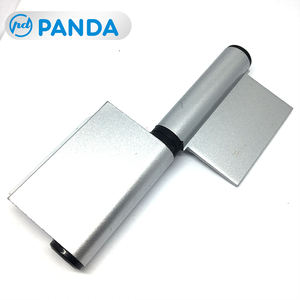 welding flag wing casement door aluminum hinge swing window aluminium alloy flag plates hinges with round rotating pin