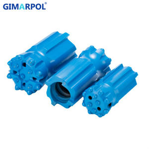 Sanmeul T38 T45 64mm 102mm Rock Button Bit for Drilling