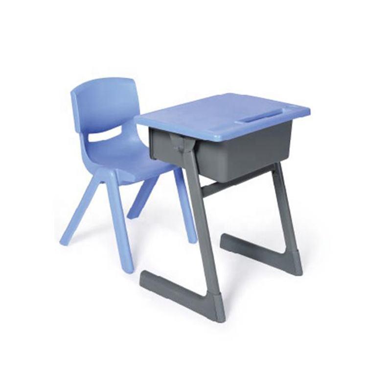 de plástico mesas y sillas para mobiliario de jardín de infancia niños ajustable en altura de mesa y sillas de LE ZY.169