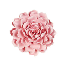 New Design Home Tabletop Decoration Ceramic Handmade Flower Wall Decor