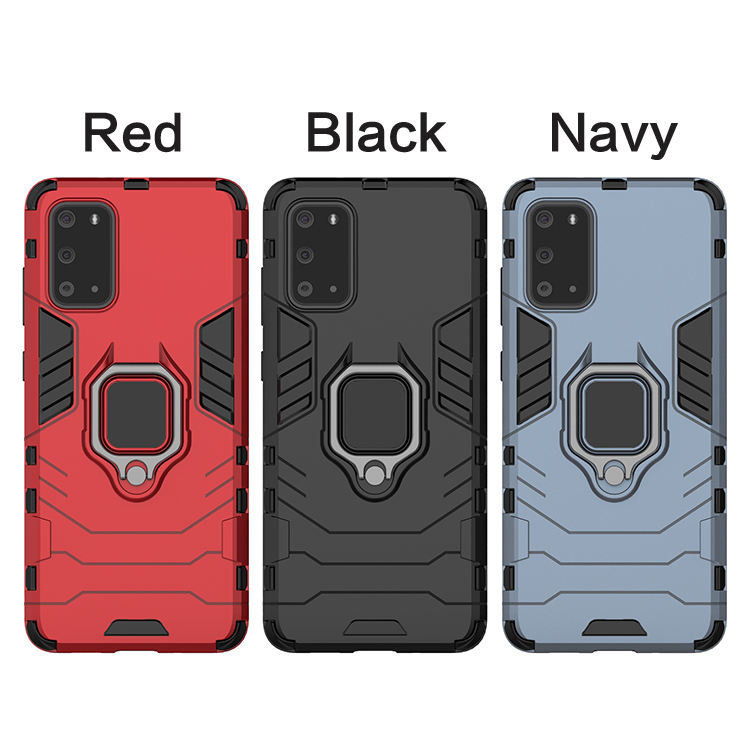 Dust-Proof [ Mobile Cover ] QiYu Luxury Car Magnetic Mobile Phone Case For Samsung Galaxy S20 Case Cell Cover For Samsung S20 Shockproof