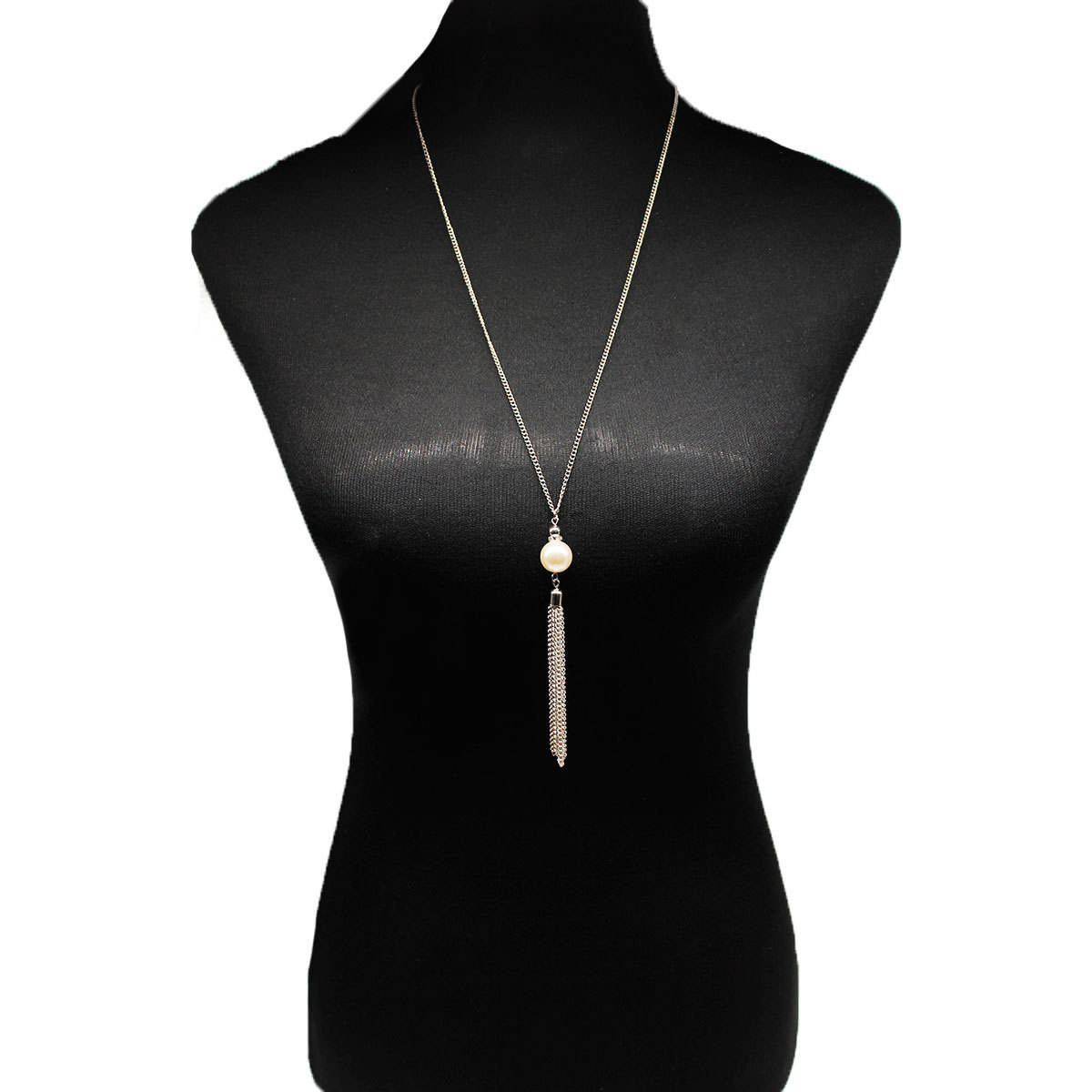 Pearl [ Necklace Pearl Pendants ] Necklace Pendant Long Fashion Necklace Pearl Charm Pendants