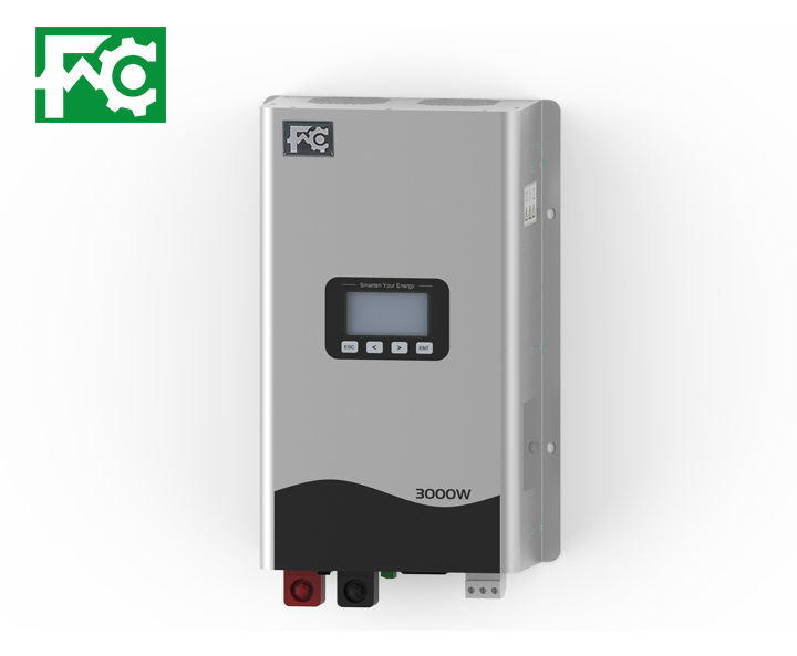off grid Solar Inverter 12v 24v 48v 220v 1kw 2kw 3kw with battery