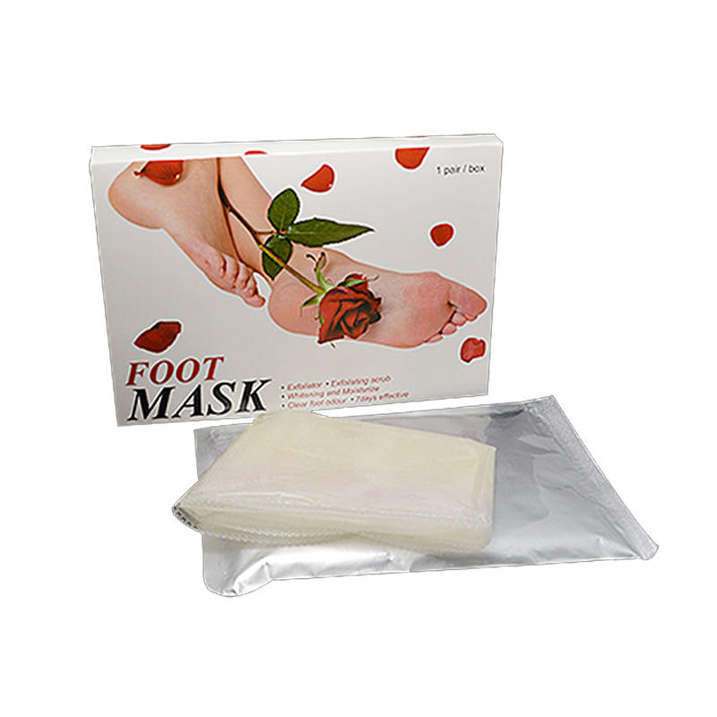 remove thick horny layer,dead skin natural & organic plant extract moisturizing foot peel mask socks