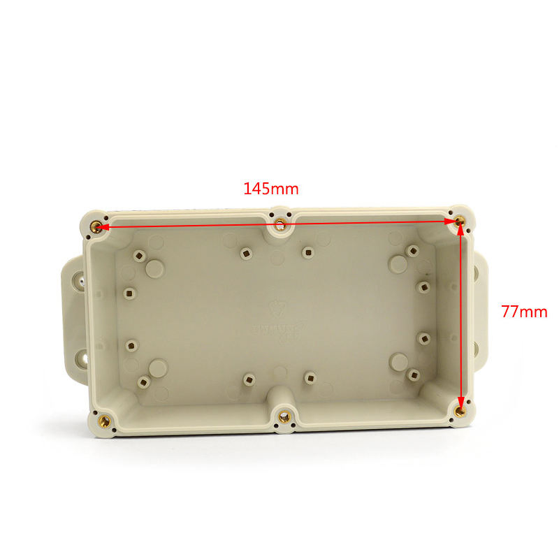 SZOMK China best price slim outdoor cable electrical metal mains legrand wall remodel junction box 200 X 90 X 60 mm