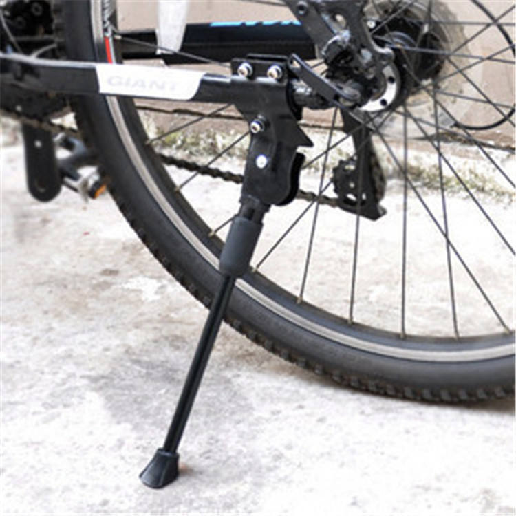 New selling universal three-hole foot mountain bike Kickstand,iron bicycle rear kick stand