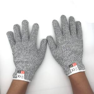 Shenzhen manufacturer wholesale price anti cutting gloves cut resistant gloves