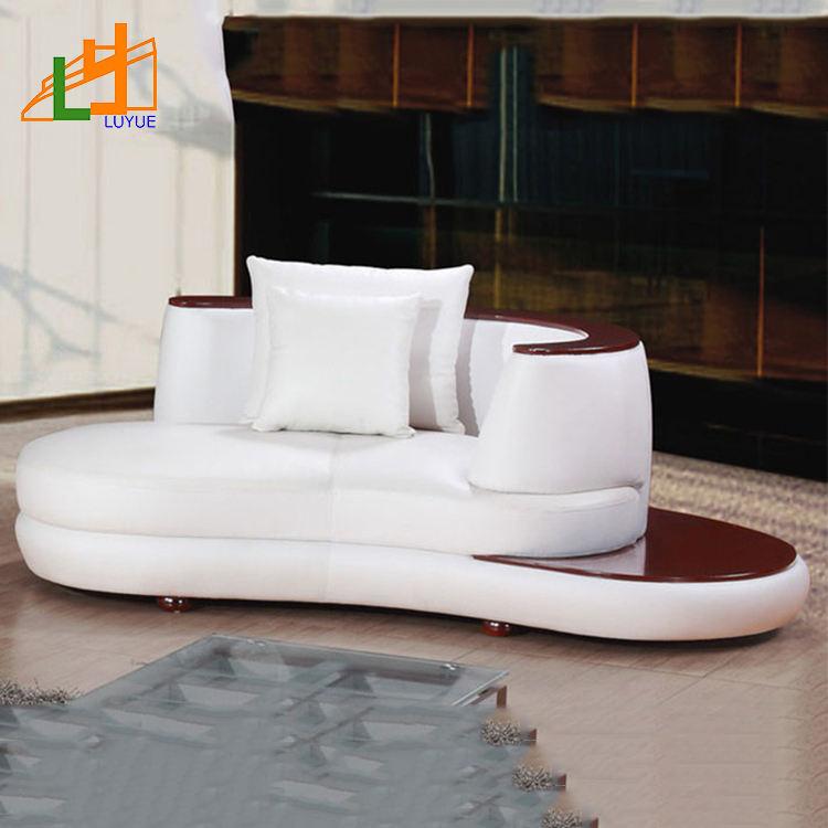 Neueste Designs <span class=keywords><strong>gebogen</strong></span> Couch Set Ecke Möbel L Form Sofa für Home Hotel und Büro