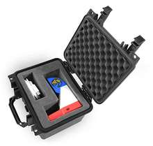 270*246*174mm IP67 Multi-function waterproof tool box plastic equipment protective case hard case