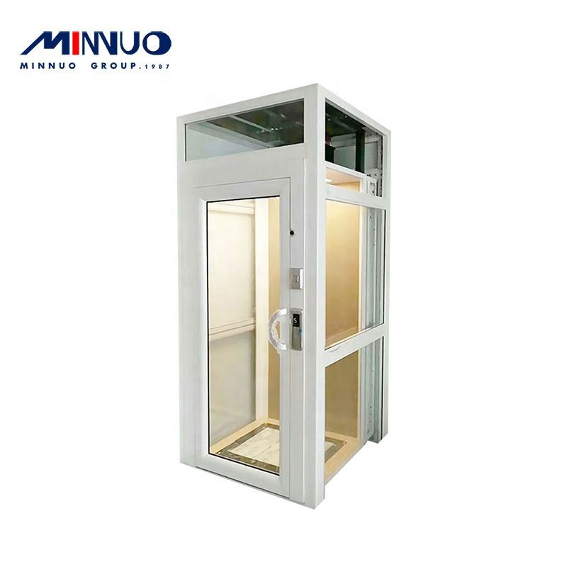Wholesale glass elevator with CE approval used to visit