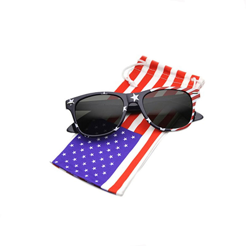 USA Sunglasses American Flag sun glasses Patriotic Fashion USA Flag CE USA flag Sunglasses