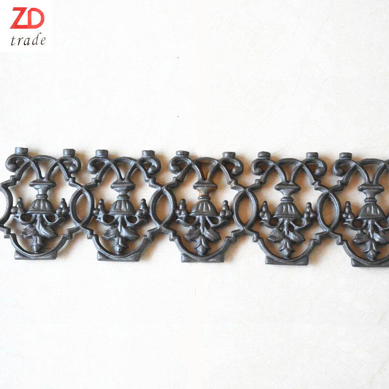 modern cast iron fence ornaments panels