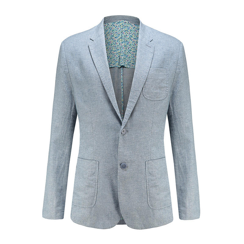 New Style Formal Business Suit OEM Fashion Factory Latest Design Men Suit