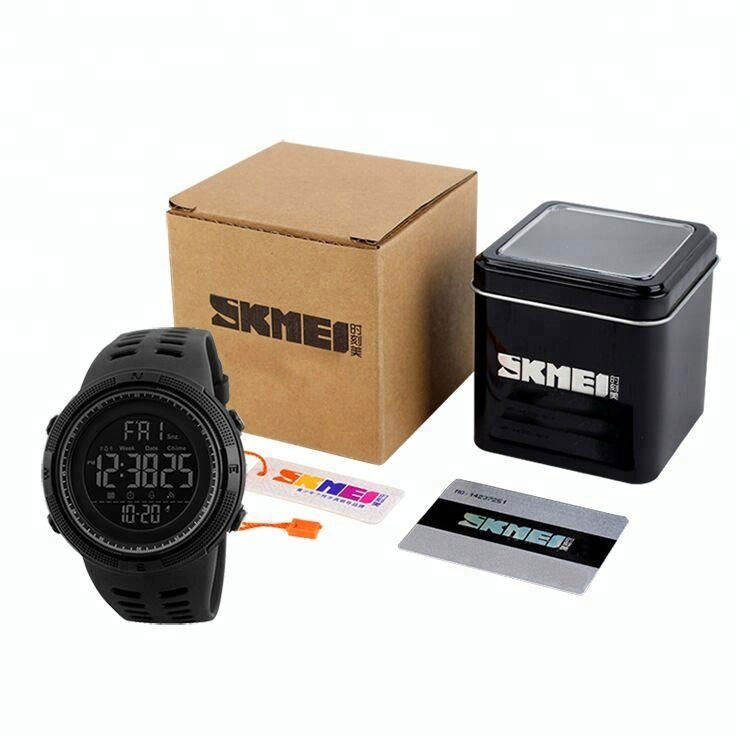 SKMEI 1251 hot selling top good quality watches digital relojes sport watch men wrist waterproof wristwatches