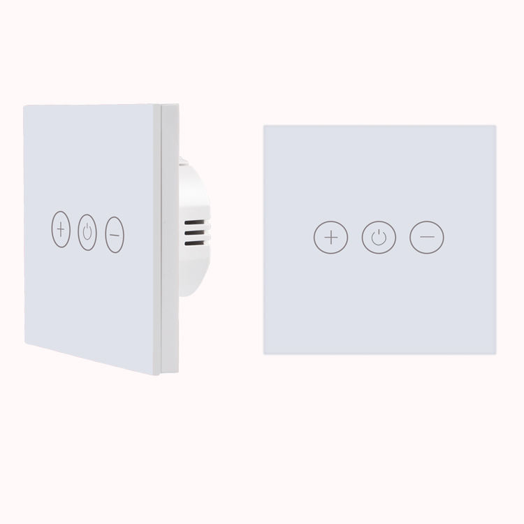 tuya power bluetooth zigbee Smart LED Touch Dimmer Switch Wireless Bluetooth Remote Controller