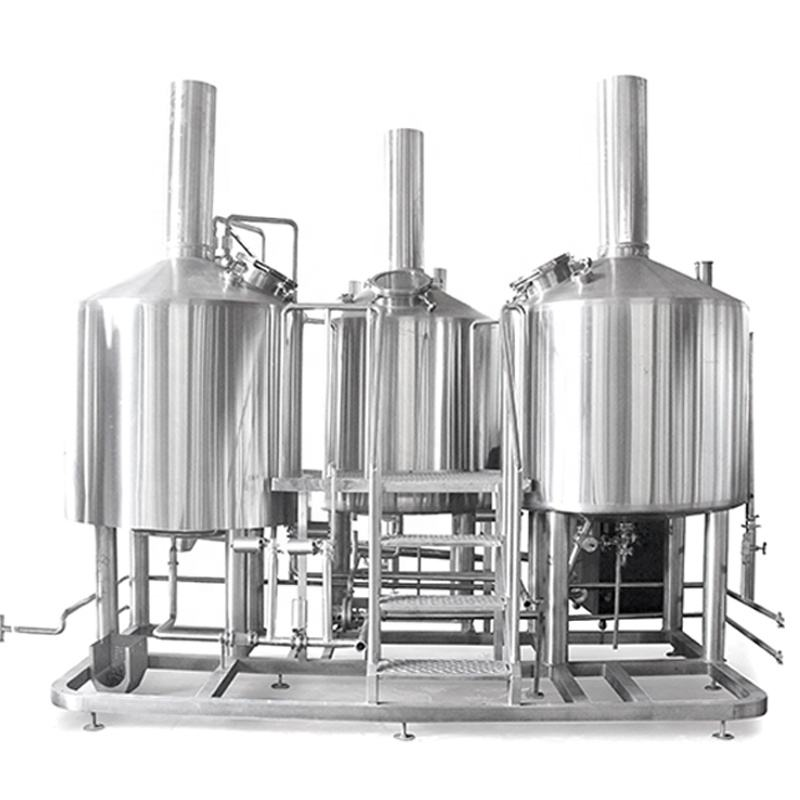 100L 200L 300L 500L 1000L Beer Brewing Equipment Fermenting System Beer Making Plant For Sale