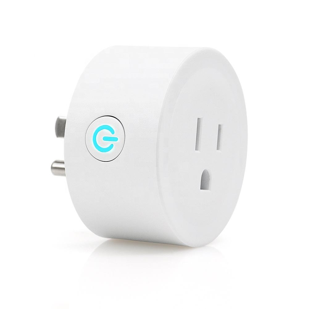 Top Sales Wireless US EU UK Wall Timer Socket Remote Control Home Power teckin smart electric plug wifi wireless smart plug